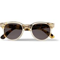 Illesteva - Franklin Round-Frame Acetate Sunglasses | MR PORTER