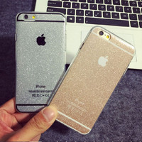 Twinkle Case for iPhone 5S 6 6S Plus Gift