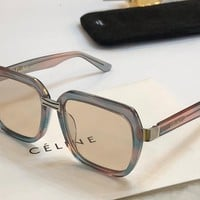 Céline Men Women Fashion Popular Summer Sun Shades Eyeglasses Glasses Sunglasses