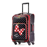Disney Minnie Mouse Red Bow Softside Spinner 21