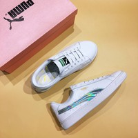 Puma Suede Classic Basket LFS Classic Leather Sneakers - Colorful Logo