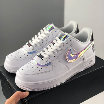 Nike Air Force 1 new Raiser hook couple sneakers Shoes