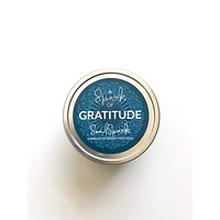 A Spark of Gratitude Candle