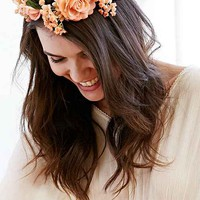 Dalia Flower Crown