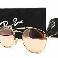 Ray-Ban sunglass AA Classic Aviator Sunglasses, Polarized, 100% UV protection [2974244912]