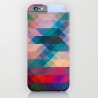 TRIANGLE iPhone & iPod Case by Hands In The Sky