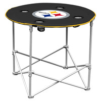 Logo Chair Pittsburgh Steelers Round Table