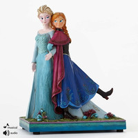 Jim Shore Disney Traditions Sisters Forever - 4049101