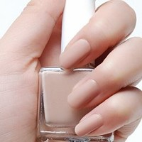 Nude Matte Nail Polish - Naked Nelly - Modicure - Manicure Nail Wraps and Nail Foils