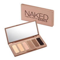 [GIVEAWAY] Urban Decay Naked Eye Shadow Palettes