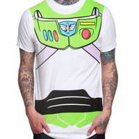 Disney Toy Story Buzz Lightyear Costume T-Shirt | Hot Topic