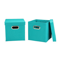 Household Essentials Cube Set With Lids
