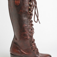 Grany Lace-Up Boots By Freebird By Steven