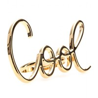 mytheresa.com - Cool ring - Luxury Fashion for Women / Designer clothing, shoes, bags