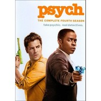 Psych: The Complete Fourth Season (4 Discs) (Widescreen)