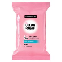 Maybelline Clean Express Deep Cleansing Towelettes