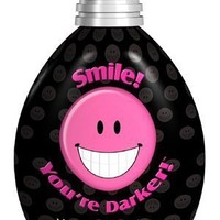 Smile You're Darker, Bronzer Tanning Lotion 13.5 Ounce