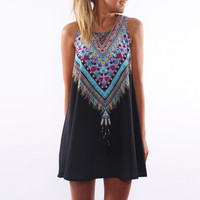 New Fashion Summer Sexy Women Dress Casual Dress for Party and Date = 4458064964