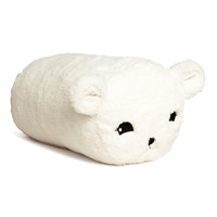 H&M - Soft Toy Cushion - White