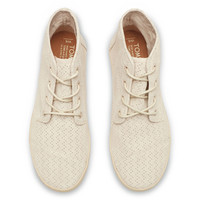 WHISPER SUEDE PERFORATED WOMEN'S PASEO HIGH