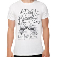 A Day To Remember Have Faith In Me T-Shirt
