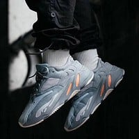Bunchsun ADIDAS YEEZY 700 Tide brand breathable men and women models wild retro sports shoes 5#
