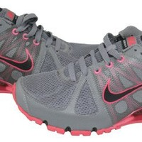 Nike Shox Agent+ Womens Running Shoes [438683-006] Cool Grey/Black-Spark Womens Shoes 438683-006-7
