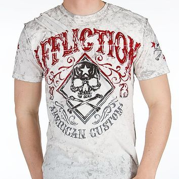 Affliction American Customs Bourbon T-Shirt