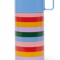 Rainbow Stainless Steel Thermos