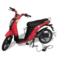 The COOL Eco-Friendly Electric Bike at Brookstone—Buy Now!