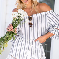 DAYDREAMING PLAYSUIT