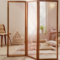 Astra Room Divider Screen | Urban Outfitters