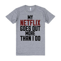 Netflix Goes Out