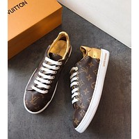 Louis Vuitton Lv Frontrow Sneaker #2013