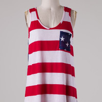 Stars and Stripes Forever Tank