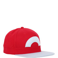 Pokemon Ash Cosplay Snapback Hat