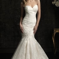 Lace Dress by Allure Bridals