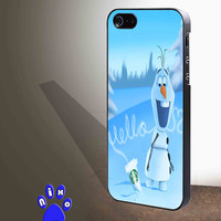 Hello olaf Starbucks for iphone 4/4s/5/5s/5c/6/6+, Samsung S3/S4/S5/S6, iPad 2/3/4/Air/Mini, iPod 4/5, Samsung Note 3/4 Case **