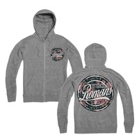 Floral Script Heather : WCAR : MerchNOW - Your Favorite Band Merch, Music and More