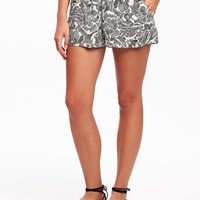 "Soft Shorts for Women (3 1/2"") 