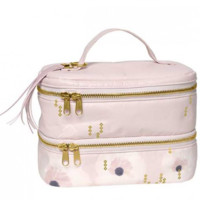 Medium Cosmetic Bag - Today & Toujours