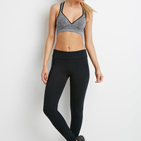 Fold Over Waist Leggings