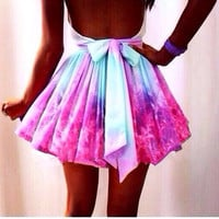 Galaxy Summer Skirt