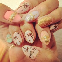 My obsession with nails