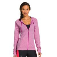 Under Armour Women's Charged Cotton Undeniable Full Zip