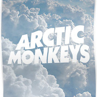 Arctic Monkeys Logo out of focus by danerys