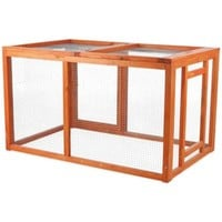 Trixie Outdoor Chicken Run with Cover