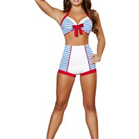 Roma RM-4395 3pc Playful Pinup Sailor