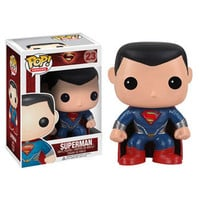 Funko POP! Heroes - Vinyl Figure - Man of Steel - SUPERMAN (4 inch): BBToyStore.com - Toys, Plush, Trading Cards, Action Figures & Games online retail store shop sale