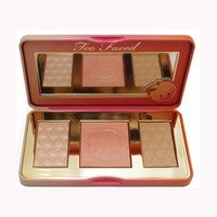On Sale Hot Shiny 3-color Pink Blush [11470392332]